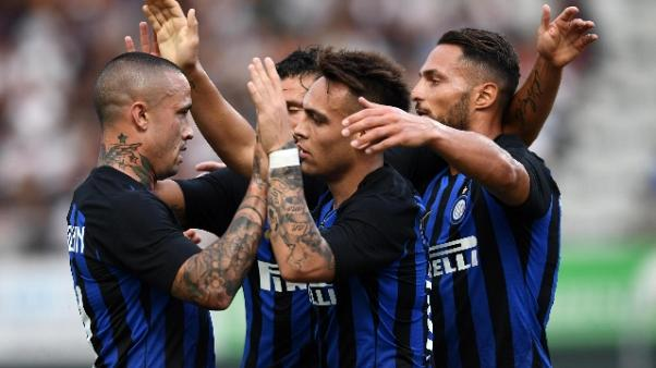 Inter:Spalletti, Lautaro dal 1'