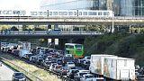 شرطة الدنمرك تغلق جسرين رئيسيين وتوقف رحلات العبارات للسويد وألمانيا