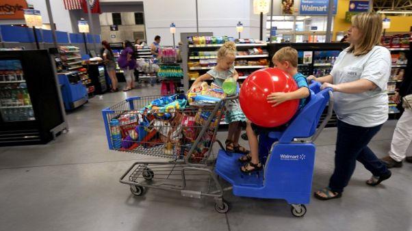 استمرار زيادة إنفاق المستهلكين الأمريكيين في أغسطس