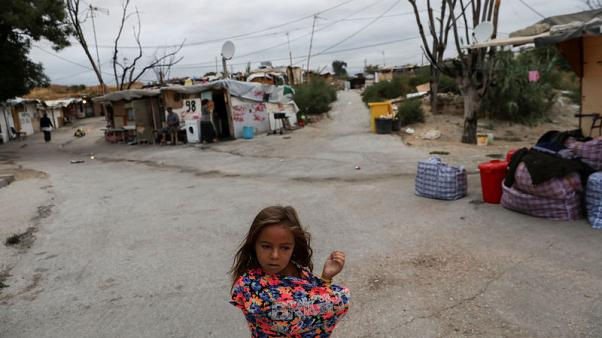 In Madrid, a Roma community prepares for relocation
