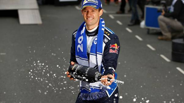 Five times champion Ogier moving to Citroen for 2019