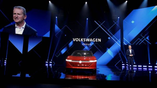 Volkswagen partners with Microsoft in cloud push