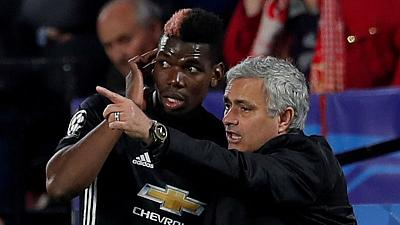 Mourinho picks Pogba but warns 'no player bigger than United'