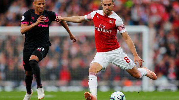 Emery tight-lipped on Ramsey's future at Arsenal