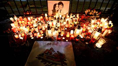 Slovak state prosecutor charges three people with journalist Kuciak's murder