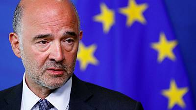 EU's Moscovici says in Italy's interest to respect budget rules