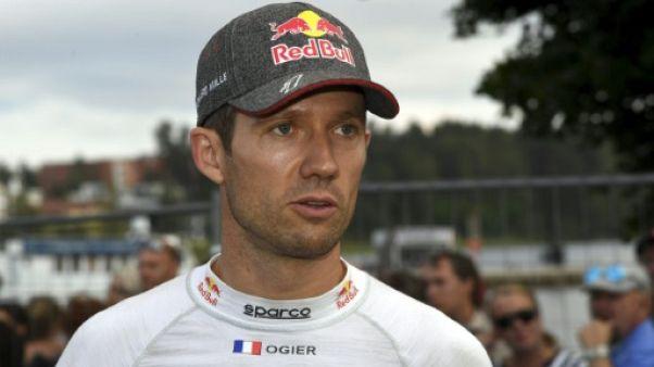 Rallye: Sébastien Ogier rentre au bercail chez Citroën