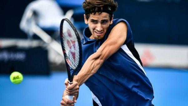 Tennis: Herbert en demi-finales, Murray tombe en quart