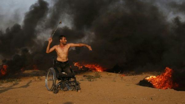 Six Palestiniens tués lors de heurts avec l'armée israélienne à Gaza (ministère gazaoui)