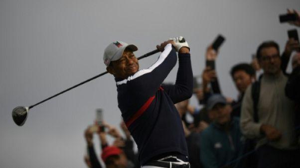 Ryder Cup: Tiger Woods aura droit à sa revanche samedi