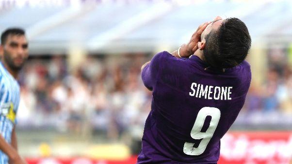 Simeone: Bello se mio padre ct Argentina