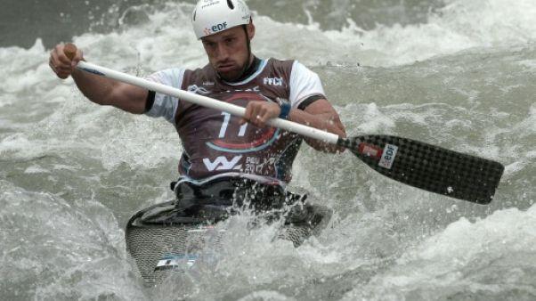 Canoë-kayak: Gargaud en finale des Mondiaux