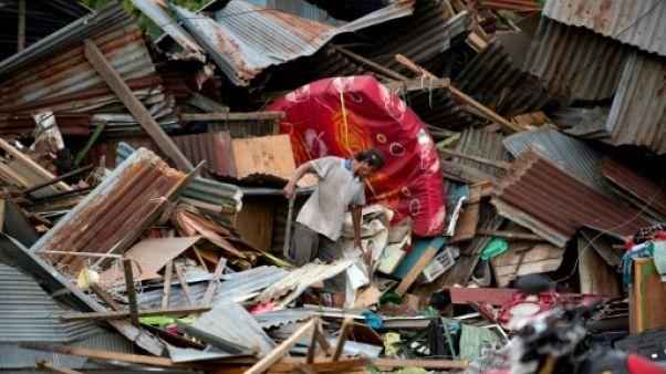 Des centaines de morts après un séisme et un tsunami en Indonésie