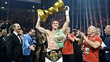 Boxe: Callum Smith bat George Groves et enlève le Trophée Ali