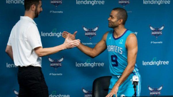 NBA: Parker a fait ses débuts sous le maillot de Charlotte
