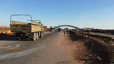 Syria says to reopen important Nassib crossing with Jordan on October 10