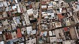 Villa Zavaleta, bidonville de Buenos Aires, s'enfonce un peu plus dans la misère