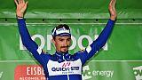 """Mondiaux de cyclisme: Alaphilippe compte """"s'économiser le plus possible"""""""