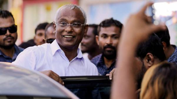 Maldives election body endorses opposition leader Solih's victory amid threats