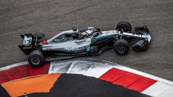 3/e libere a Hamilton con record pista