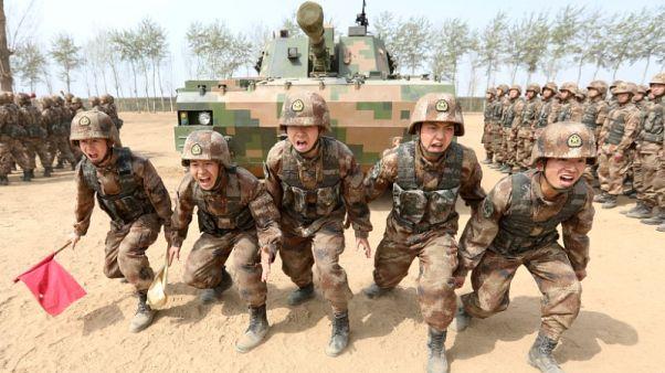 الصين تبحث إنشاء قوة لمكافحة الإرهاب لحماية مصالحها في الخارج