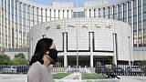 China central bank says will maintain ample liquidity as trade row threatens economy