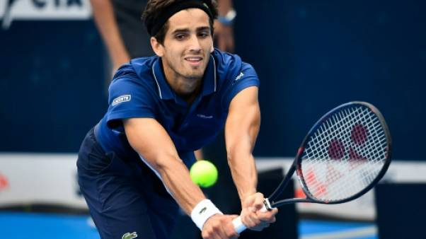 Tennis: Herbert en finale contre Nishioka à Shenzen