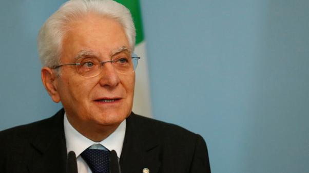 Italy president, central banker warn government over deficit plan