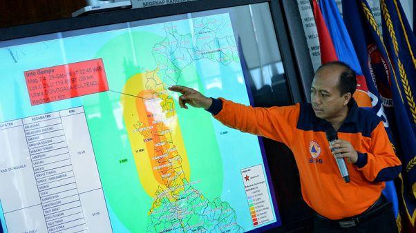 مسؤول: أجهزة استشعار التسونامي في إندونيسيا لم ترصد موجات عاتية