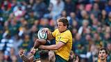 Rugby - Fast start spurs Boks to victory over error-prone Australia