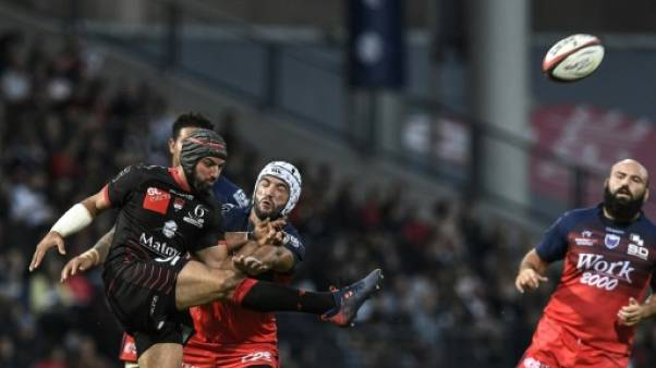 Top 14: Lyon sans forcer