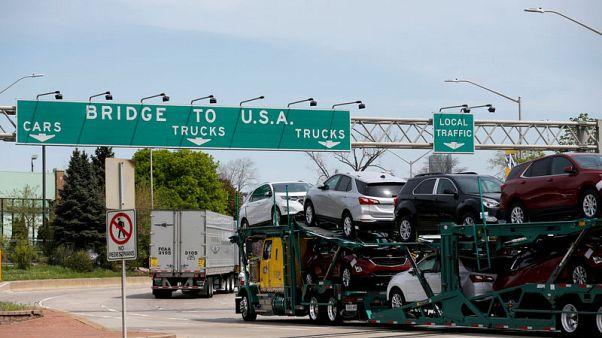 Canada, U.S. make progress in bid to save NAFTA, no deal yet - sources