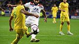 Ligue 1: Lyon n'est pas guéri