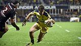 Top 14: Clermont récite son rugby face à un Toulon dépassé