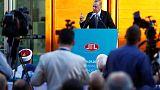 أردوغان يختتم زيارته لألمانيا بافتتاح مسجد في كولونيا