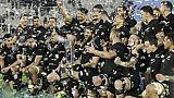 Rugby Championship: 3e titre d'affilée pour les Blacks, indétrônables