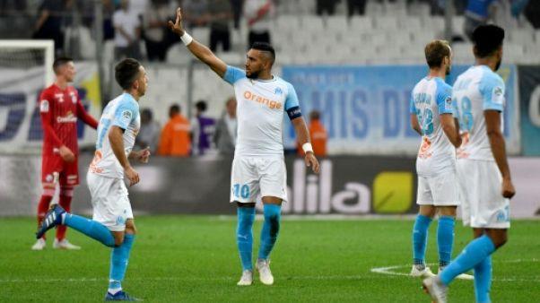 """Marseille: heureusement Payet et Thauvin """"marchent sur l'eau"""""""