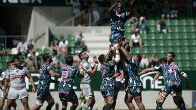Top 14: Stade Français-Racing 92, un derby enfin en lettres capitales