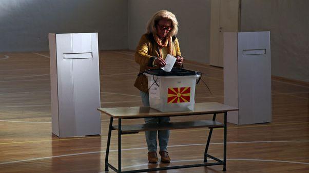 سكان مقدونيا يصوتون على تغيير اسم البلاد