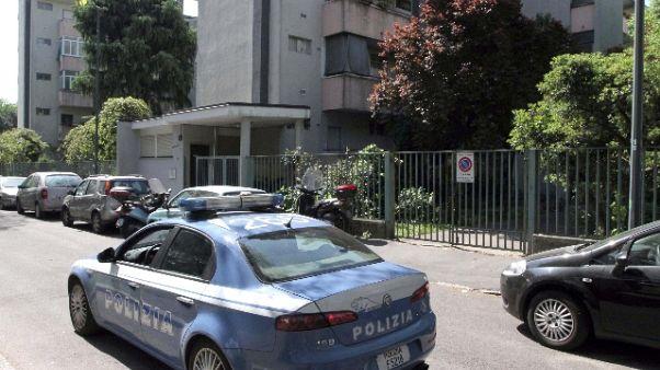 Anziana violentata a Milano, un fermo