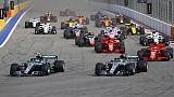 Gp Russia, Bottas e Hamilton al comando