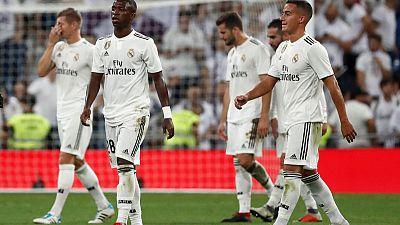 La Liga wide open as Real, Barca, Atletico stumble