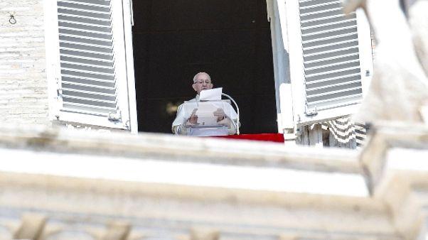 Papa,prima di giudizi non diamo scandalo