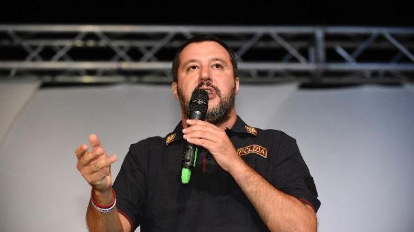 Manovra: Salvini, andiamo fino in fondo