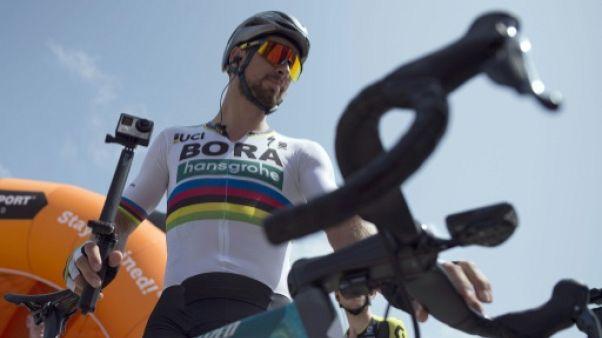 Cyclisme: Sagan distancé loin de l'arrivée aux Mondiaux