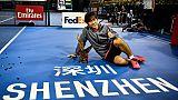 Tennis: Nishioka bat Herbert à Shenzhen et remporte sa 1re finale