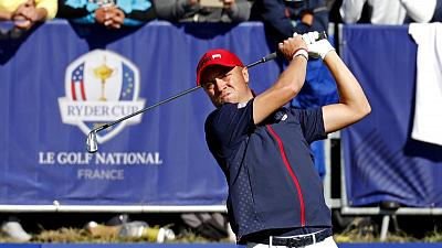 Golf - Thomas beats McIlroy on 18th to give U.S. hope