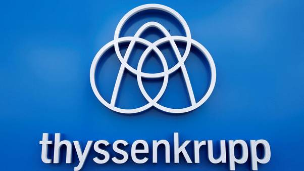 Thyssenkrupp board backs split, confirms Kerkhoff as CEO