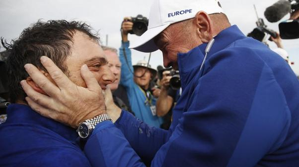 Europe beat United States to regain Ryder Cup
