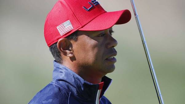 Weary Woods sleepwalks his way to four losses in Ryder Cup
